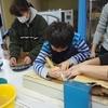 陶芸教室やりました。