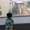 京王線→多摩都市モノレール線→中央線→総武線の旅