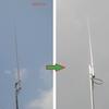 50MHzJ型アンテナの釣り竿