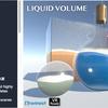 Liquid Volume ガラスの容器に入った「液体」「泡」「気体」を体積ベースでアニメーションするリアルで面白いシェーダー