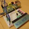 I2C接続小型キャラクタLCDモジュール(2)