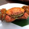上海蟹を初めて食べるまでの物語(蒸して、美味しく食べた!)