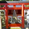 清めの神社と芸能人がこぞって参拝する 車折神社(京都府)の御朱印