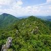 低くたって岩稜歩きができる修験の山 多紀小金ヶ嶽