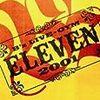 "LIVE-GYM2001 ""ELEVEN"""