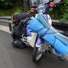 日本一周中にバイク事故、廃車、全治二ヶ月、現在。