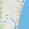 東北・みやぎ復興マラソン、暑かった!……2017/10/1(日)