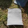 【Ash sack】焚火の炭は持ち帰るのもあり。かさばらない火消し壺は携帯にすぐれた袋タイプ
