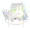 【Twitter:26】よーこさんを描こうー!