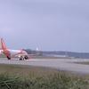 ジュネーブ空港の静寂