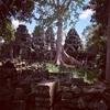 アンコールワット個人ツアー(205)アンコールワット小回りコース バンテアイクデイ寺院
