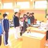 朝会 学校評議員会 6年:まどかの郷訪問