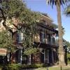 テキサス州の歴史的建造物 アシュトンヴィラ   Galveston, TX, USA