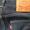 Levi's501Skinny Long Day Rigid 着用7ヶ月経過