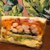 【萌え断】見た目もすごいサンドイッチ!豊富なメニューと食材で食べ応え満点だった。【サンドイッチとプリンのお店TOMOJI(前橋・天川大島町)】
