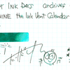 #0927 DIAMINE the Ink Vent Calender Holly