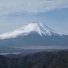 冬の低山シーズン開幕!富士山を拝みに「道の駅どうし」からの山歩@菰釣山 2017.11.26