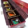 ベルアメール 京都別邸 限定 お茶のショコラ