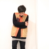 vest on knit ~ HENRIK VIBSKOVを使って~