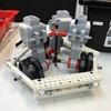 ロボットの車体の強化
