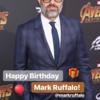 Happy Birthday マーク・ラファロ
