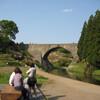 2011 九州ツーリング3日目 阿蘇山 通潤橋 宮崎高千穂