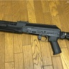 CYMA AK-104(CM040B)にレイル付アッパーカバーを装着!