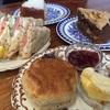 英国グルメ報告(7)グリニッジでクリームティー、ボロウ・マーケット食べ歩き、インド料理