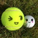 テニスの経験生かせるかな、、ゴルフの世界