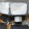 センサーライトを買ってみた!LEDソーラーセンサーライト3方向点灯式HOMEZONE