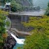 追立ダム(徳島県那賀)
