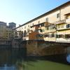 冬のイタリア「ひとりで滞在するフィレンツェ旅!ポンテ・ヴェッキオはまさにヴェッキオ!ふり返るのが決まり事」