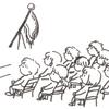 入学式は在校生にとっても大きなイベントのうちの一つです