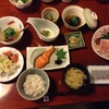 中棚荘の食事