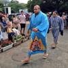 ラマダンを守りつつ戦うムスリム・大砂嵐。だが「すべてが神道神事」ともいえる相撲の各挙措は?