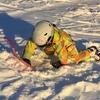 スキー シーズンイン!(パパは留守番)