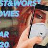 2020年映画ベストテン(外国映画・日本映画)&ワースト3