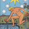 タロットカード:大アルカナ 星