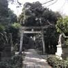 「赤坂氷川神社」(再)