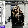 メロディ・ガルドー(Melody Gardot)『My One and Only Thrill』入手