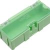 抵抗の整理と保管(小物収納ケース 緑)