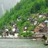 【オーストリア】世界遺産 ハルシュタット湖クルーズと美しいハルシュタットの街並み