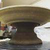 陶製ケーキ台制作