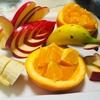 【自宅で簡単】フルーツの飾り切りしてみた【子供達大喜び】