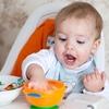 やっとこさ、ひとりで完食するようになる※朝食のみ(1歳2ヶ月)