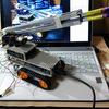 Arduinoマルチ戦車を作る。その6