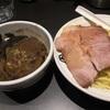 135. 濃厚黒つけ麺(麺屋武蔵武骨相傳)