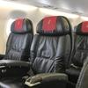 エンブラエル190型機のジェイエア運航JAL2375便で伊丹から長崎まで