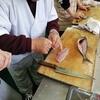 魚のおろし方教室