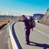 -ヒッチハイク日本一周へ出発-高校卒業